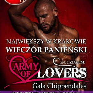 Army Of Lovers - Gala Chippendales I 18.08.2017